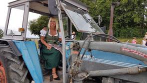 Hochzeitsband Eching - Traktor