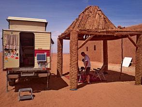 Camping Mhamid