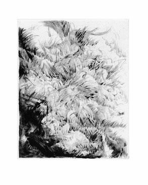 Matthias-Wyss-Kupferstich-Kaltnadel-Copper-Engraving-Drypoint-Cycle-2008–2009-Printing-Plate-20X25-Cm-N°18