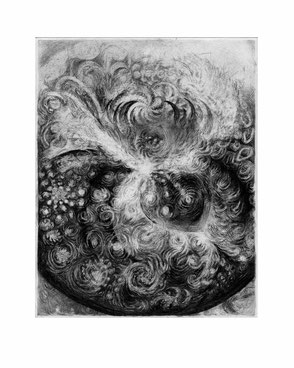 Matthias-Wyss-Kupferstich-Kaltnadel-Copper-Engraving-Drypoint-Cycle-2008–2009-Printing-Plate-20X25-Cm-N°12