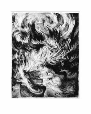 Matthias-Wyss-Kupferstich-Kaltnadel-Copper-Engraving-Drypoint-Cycle-2008–2009-Printing-Plate-20X25-Cm-N°14