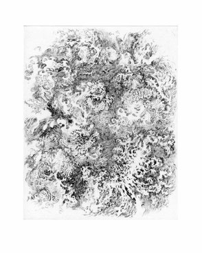 Matthias-Wyss-Kupferstich-Kaltnadel-Copper-Engraving-Drypoint-Cycle-2008–2009-Printing-Plate-20X25-Cm-N°13