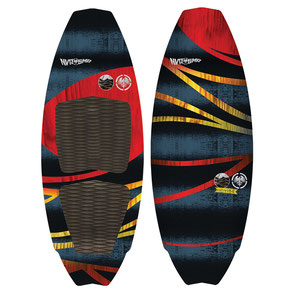 Wakeboard, Wake Surf