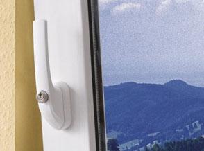 Abschließbarer Fenstergriff Abus FG300