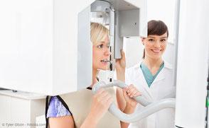 Digitales Röntgen: Weniger Strahlenbelastung