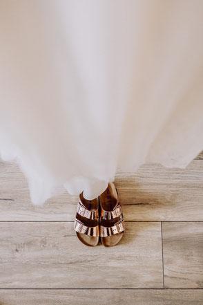 aussergewöhnliche Brautschuhe