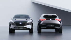 Concept Nissan IMq Mars 2019