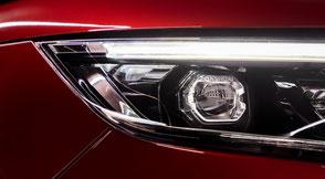Nissan Qashqai phares LED directionnels