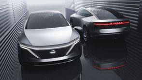 Concept Nissan IMs Janvier 2019