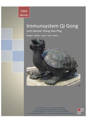 Immunsystem Qi Gong Skript Studio Zhang