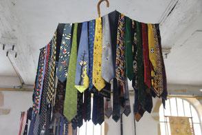 cravate terre de tisseurs