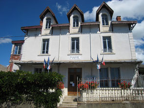 mairie de bussières