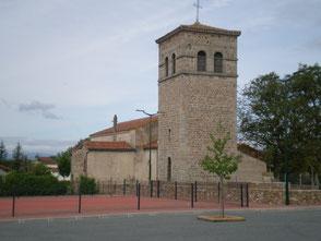 église Epercieux Saint Paul