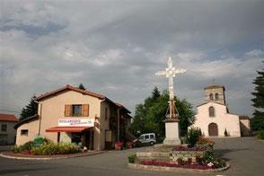 Epercieux Saint Paul terre de tisseurs
