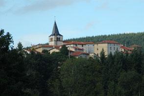 Saint Cyr de Valorges terre de tisseurs