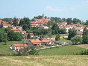 Saint Marcel de Félines terre de tisseurs