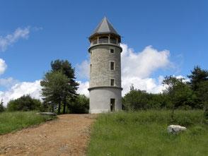 la tour Matagrin de Violay
