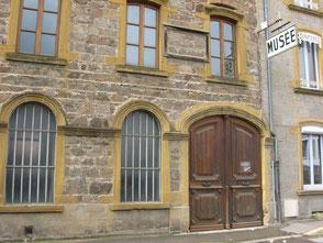 musée de la cravate terre de tisseurs