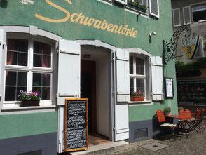 Schwabentörle Freiburg