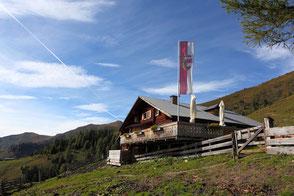 Draugsteinalm-Steinmannhütte