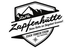Zapfenhütte in Großarl