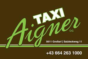 Taxi Aigner Großarl