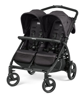 kinderwagen zwillingswagen book for two onyx