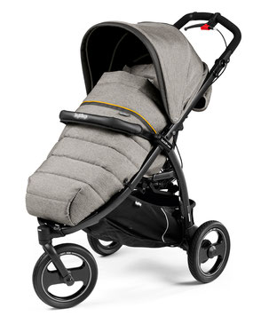 book cross buggy sportwagen dreirad dessin luxe grey