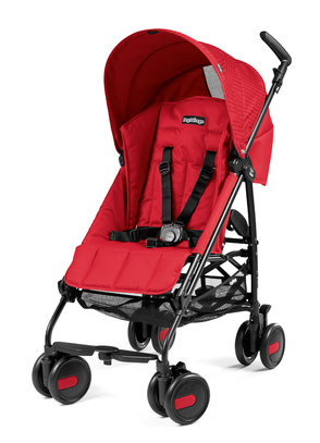 pliko mini buggy sportwagen dessin geo red