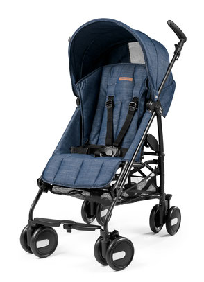 pliko mini buggy sportwagen dessin urban denim