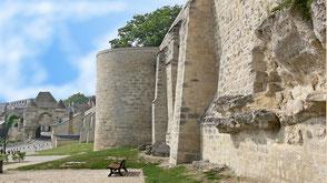 Porte d'Ardon et Citadelle