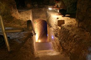 Le souterrains de Laon
