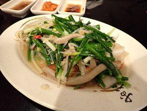 台湾 台北 グルメ 阿城鵝肉 ガチョウ料理 菜ちゃんのページ