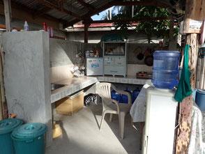 フィリピン シキホール島 エンリコゲストハウス 菜ちゃんのページ
