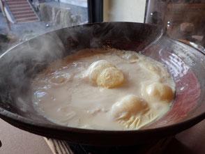 船山温泉 朝食 山梨 温泉 山の中の一軒宿 菜ちゃんのページ