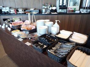 羽田空港 ラウンジ TIATラウンジ 菜ちゃんのページ