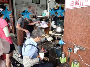 台湾 台北 青島豆漿店 朝ごはん 台湾旅行記 菜ちゃんのページ