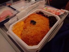 ANA 機内食 8月 菜ちゃんのページ