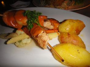 Seafood Skewer 120000RP