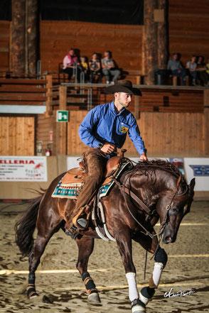Masi De Vargas Giovanni - Novice Horse Open