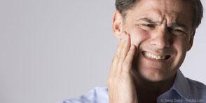 Woran kann ich erkennen, ob ein Zahnnerv entzündet oder abgestorben ist?