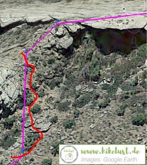 Delta Pool nähe Moab