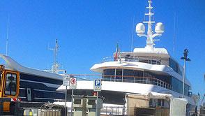 Libri finti Yacht Benetti