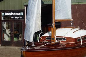 Bootsrestaurierung Winterlager Motorwartungen Bootsbau Sager