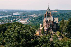 Der Drachenfels, Event und Tagungslocations in Nordhein-Westfalen, teamevent.de, Teamevent, Firmenevent, Betriebsausflug, Schnurstracks, Teambuilding