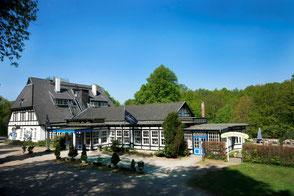 Restaurant und Hotel im Sachsenwald, Waldesruh am See, teamevent.de
