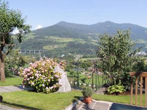 Ferienwohnung in Bischofshofen Panorama Aussicht
