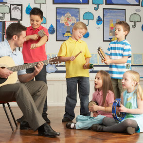 Musiklehrer Fortbildung Lüneburg