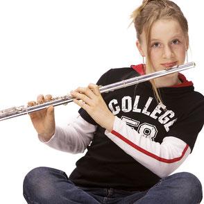 Querflötenunterricht Musikschule Lüneburg