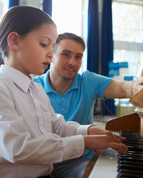 Klavierunterricht Musikschule Lüneburg
